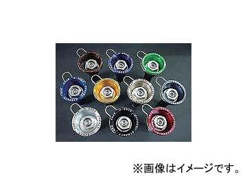 2輪 ディーブロス クイックシャフトファンネル カラー:シルバー,ブラック,レッド,ブルー,ゴールド他 カワサキ ZX-12R