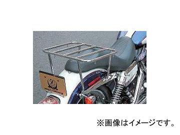 2輪 キジマ ミーティングキャリア P030-7993 クロームメッキ 370×445mm ハーレーダビッドソン ダイナモデル/FXD 2006年~2010年