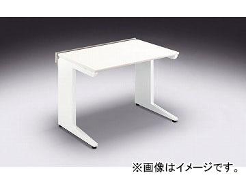 ナイキ/NAIKI リンカー/LINKER カスティーノ 平デスク Hタイプ ホワイト/クリアーホワイト CNHD107F-WH 1000×700×700mm
