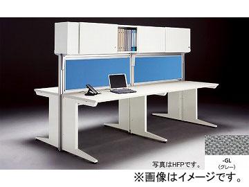ナイキ/NAIKI リンカー/LINKER カスティーノ デスクトップパネル Sタイプマルチフレーム用 グレー CN16MFP-GL