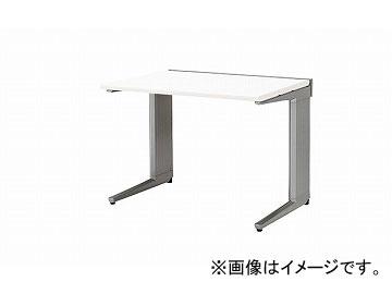 ナイキ/NAIKI リンカー/LINKER トリアス 平デスク ホワイト TR107F-SVH 1000×700×700mm