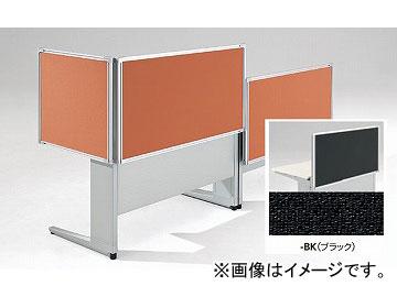 ナイキ/NAIKI リンカー/LINKER トリアス デスクトップパネル クロス張り ブラック TR07SP-BK 700×30×620mm