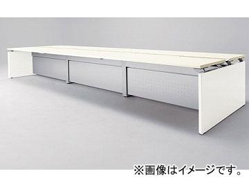 ナイキ/NAIKI リンカー/LINKER ウエイク 幕板 フリーアドレスデスク用 シルバー WKF14MF-SV