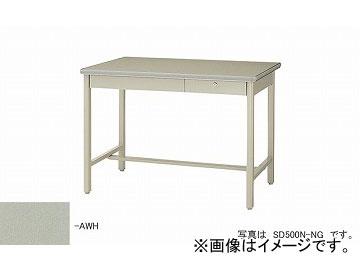 ナイキ/NAIKI スタンダード平デスク ウォームホワイト SD700N-AWH 915×635×740mm