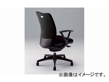 ナイキ/NAIKI リンカー/LINKER シェルモ 事務用チェアー ブラック WE513F-BK 619×620×908~978mm