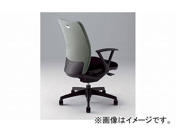 ナイキ/NAIKI リンカー/LINKER シェルモ 事務用チェアー グレー WE513FP-GL 619×620×908~978mm