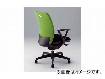 ナイキ/NAIKI リンカー/LINKER シェルモ 事務用チェアー ライトグリーン WE513FP-LGR 619×620×908~978mm