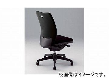 ナイキ/NAIKI リンカー/LINKER シェルモ 事務用チェアー ブラック WE512FP-BK 619×620×908~978mm