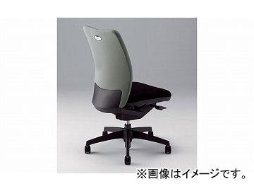 ナイキ/NAIKI リンカー/LINKER シェルモ 事務用チェアー グレー WE512FP-GL 619×620×908~978mm