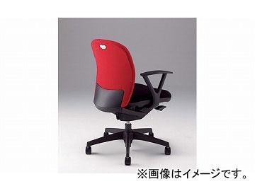 ナイキ/NAIKI リンカー/LINKER シェルモ 事務用チェアー レッド WE511F-RE 619×620×829~899mm