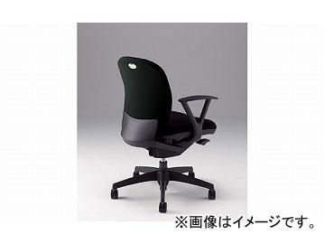 ナイキ/NAIKI リンカー/LINKER シェルモ 事務用チェアー ブラック WE511F-BK 619×620×829~899mm