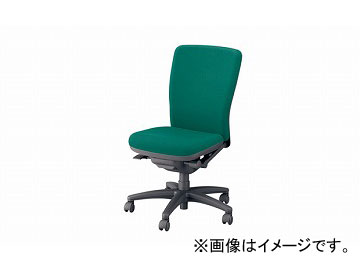 ナイキ/NAIKI ネオス/NEOS フィーモ 事務用チェアー ME型 グレー ME512F-GR 620×592×910~980mm