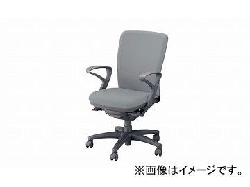 ナイキ/NAIKI ネオス/NEOS フィーモ 事務用チェアー ME型 イエロー ME513F-GL 620×592×910~980mm