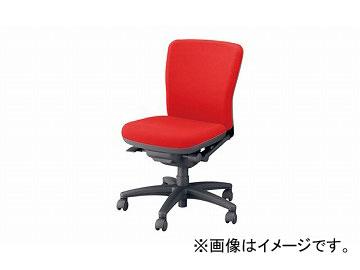 ナイキ/NAIKI ネオス/NEOS フィーモ 事務用チェアー ME型 ブラウン ME510F-RE 620×592×825~895mm