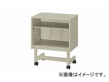 ナイキ/NAIKI 下置棚 スタンダードデスク用 DUB-W56 500×350×610mm