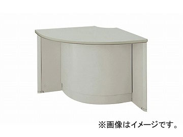 ナイキ/NAIKI ネオス/NEOS 外ローコーナーカウンター 90° ウォームホワイト SNCR9070-AWH 900×900×700mm