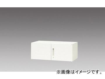ナイキ/NAIKI リンカー/LINKER 両開き書庫 クリアホワイト CWS-0904K-WW 899×400×350mm