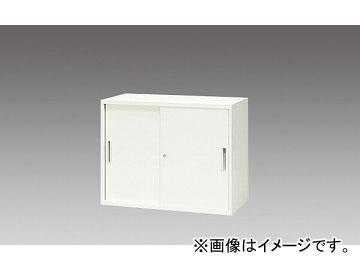 <title>送料無料 ナイキ NAIKI リンカー LINKER スチール引違い書庫 クリアホワイト CW-0907H-WW 899×450×700mm 通常便なら送料無料</title>