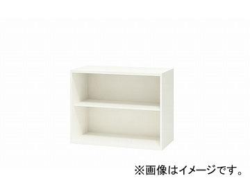 ナイキ/NAIKI リンカー/LINKER オープン書庫 ホワイト CWS-0907N-H 899×400×700mm