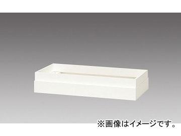 ナイキ/NAIKI リンカー/LINKER 上部カバー H 60~105mm用 クリアホワイト CWS-0900J-W 899×400×100mm