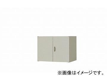 ナイキ/NAIKI ネオス/NEOS 両開き書庫 上置用 ウォームホワイト NW-0605K-AW 600×450×450mm