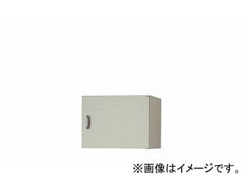 ナイキ/NAIKI ネオス/NEOS 片開き書庫 上置用 ウォームホワイト NW-0404K-AW 450×450×350mm