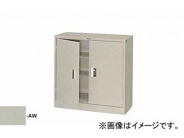 ナイキ/NAIKI 両開き書庫 3号 ウォームホワイト K336J-AW 880×380×880mm