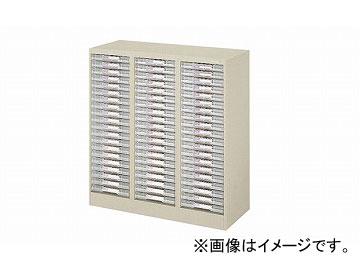 ナイキ/NAIKI パンフレットケース A4深型3列10段 LCB310D-A4 827×350×880mm