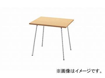 ナイキ/NAIKI リフレッシュ用テーブル ウェスタンアルダー KLM7575-WA 750×750×700mm