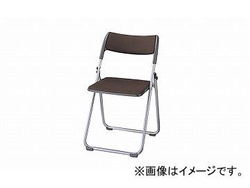 ナイキ/NAIKI 折りたたみイス ブラウン E608P-BR 472×460×750mm