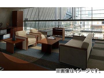 ナイキ/NAIKI リンカー/LINKER コーナーテーブル ZRT150C 600×600×430mm