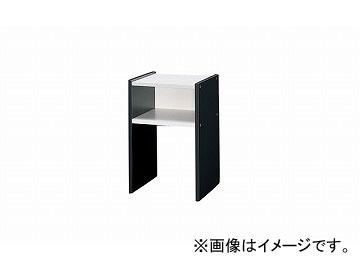 ナイキ/NAIKI 電話台 ホワイト TS82-WH 450×400×700mm