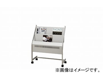 ナイキ/NAIKI マガジンラック A4/3列2段 MR100 700×300×800mm