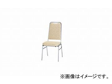 ナイキ/NAIKI レセプションチェアー E184 450×555×930mm
