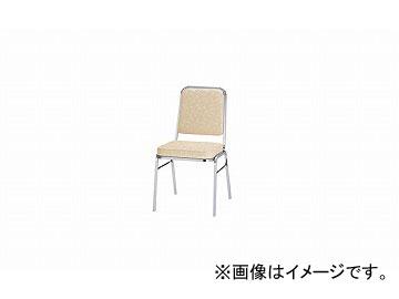 ナイキ/NAIKI レセプションチェアー E185 450×510×810mm