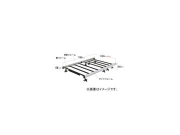 ロッキー ルーフキャリア SAシリーズ 専用タイプ SA-30 ホンダ/本田/HONDA パートナー バン GJ3・4系 H18.3~