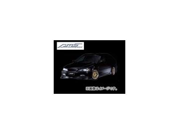 AMS/エーエムエス AMS active morting style Raffinato/ラフィナート リアハーフスポイラー 未塗装品 アコードワゴン CF6・7・CH9・CL2 1997/9~2002/11
