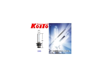 小糸製作所/KOITO HIDホワイトビーム 5800K D4S 12V・24V車対応(42V35W) 品番:P3515T(整理No.DB-05) ヘッドランプ用 車検適合品 水銀フリー