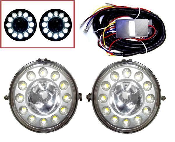 送料無料 ミニ MINI R55 R56 R57 R58 R59 R60 LEDデイライト クラブマン / クーパー / コンバーチブル / ロードスター / クロスオーバー