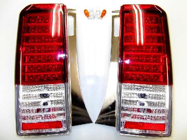送料無料 トヨタ bB リア LEDコンビテールランプ NCP30 NCP31 NCP35 前期 / 後期 LED総数56発 テールライト 反射板付き 左右 バルブ付き