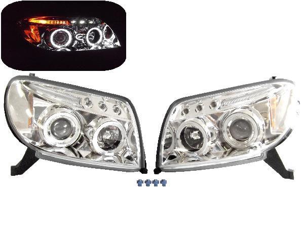 送料無料 US仕様 サーフ LED イカリング ヘッドライト ランプ 210 215