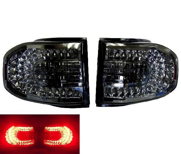 FJクルーザー リア 68発 LED スモーク テールランプ