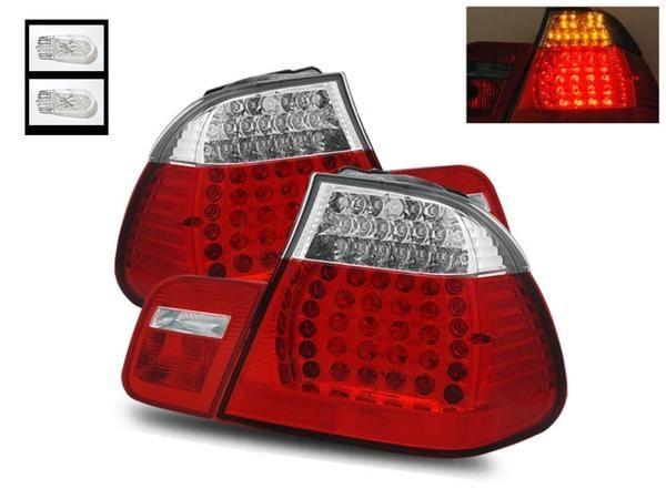 送込 BMW E46 -03y AL19 AM28 AY20 AV30 クーペ LEDコンビテール