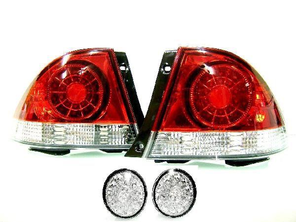 送込 アルテッツァ LED コンビテール & LED トランクテール SET