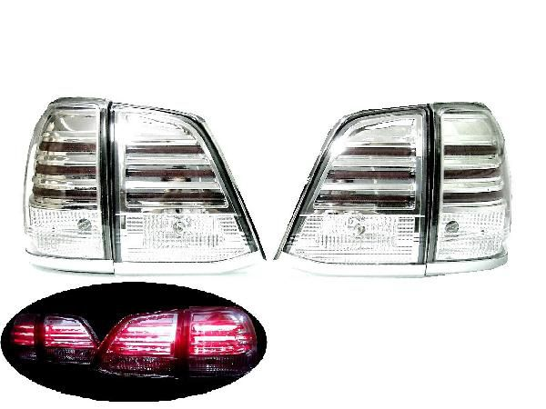 ランドクルーザー 200 クリスタル LED テール ランプ