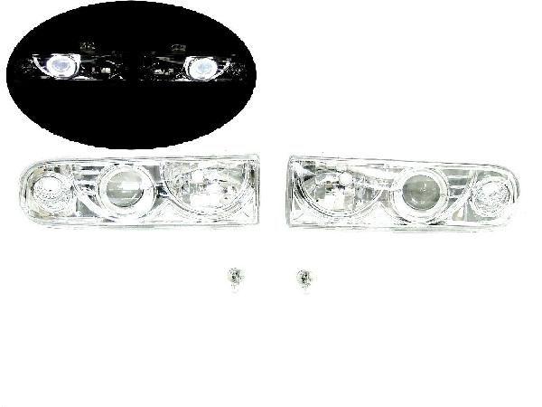 送料無料 ブレイザー S-10 LEDプロジェクターイカリングヘッドライト