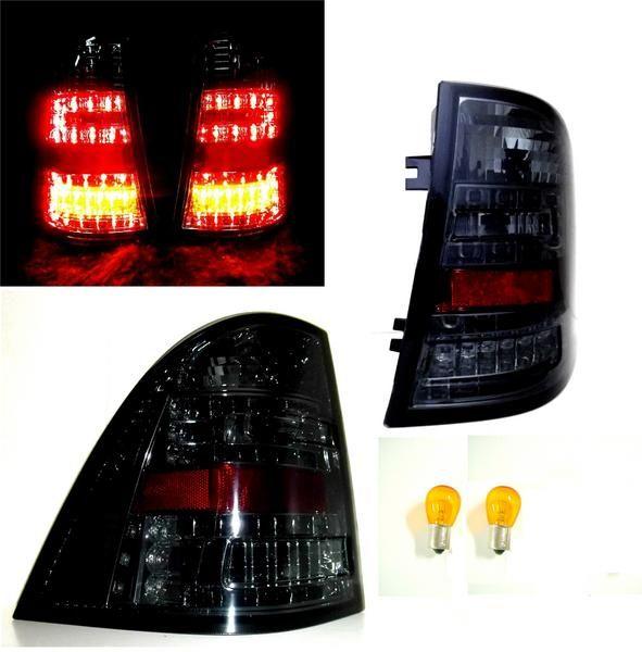 送込 ベンツ Mクラス W163 LEDスモーク テール ランプ MLクラス