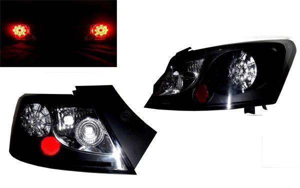 送込 bB QNC20 QNC21 QNC25 JDMブラックLEDテール ランプ ライト