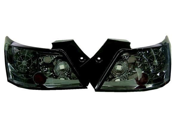 送料無料 bB QNC20 QNC21 QNC25 スモーク LED テール ランプ ライト