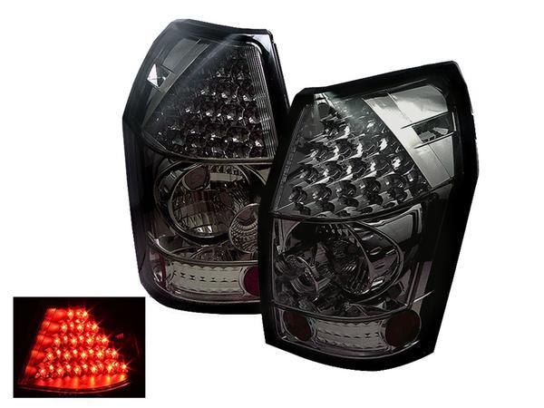 送料無料 新品 ダッジ マグナム リア LED スモーク テール ランプ